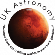 UK Astronomy avatar image