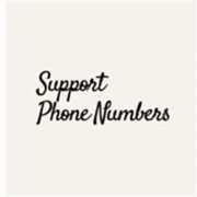 Support Phone Numbers avatar image