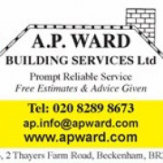 A P Ward Building Services Ltd avatar image