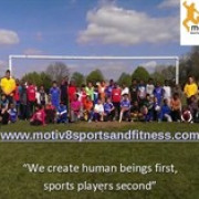 Motiv8 Sports and Fitness Foundation avatar image