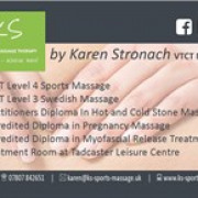 KS Sports Massage Therapy avatar image