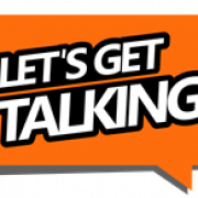 LET'S GET TALKING. CHARITY avatar image