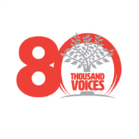80,000 Voices avatar image