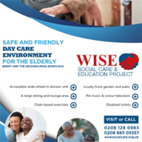 WISE Socal Care & Education Project avatar image