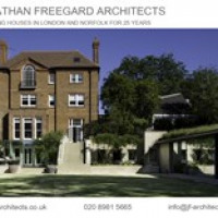 Jonathan Freeagrd Architects avatar image