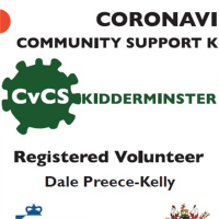 Coronavirus Community Support Group - Kidderminster avatar image