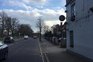 hc-road-photo-2.jpg - Faster broadband for Hampton Court Road