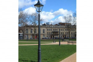 image.jpg - Cambridge Road lamp posts