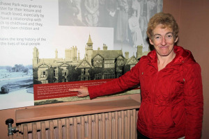 Elizabeth Lynch small.jpg - A Case of History for Wythenshawe Hall