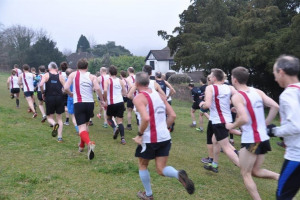 mobmatch.jpg - 150 years of South London Harriers