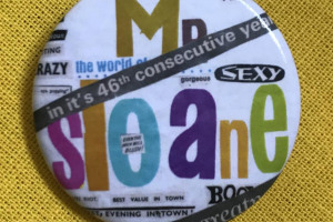 sloane-badge.jpeg - Joe Orton Statue