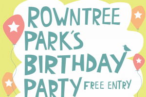 Rowntree Park Birthday Party 2017