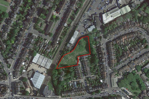church-grove-site-aerial-photo.jpg - Ladywell Self-Build Community Space