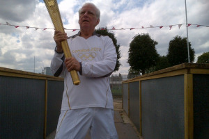 Olympic Torch Bearer relaunches Cody Dock campaign.jpg - Unlock London's secret dock