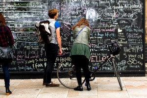 before-i-die-girl-with-boy-and-bike-2013.jpg - MERGE Bankside - Immersive arts festival
