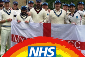 mcc-rainbow.jpg - Help secure cricket at Mynthurst