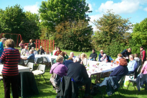 nw-vh-bbq-13.jpg - Take a seat at North Witham Village Hall