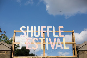 SHUFFLE SIGN.jpg - Shuffle Reinvents The Lodge