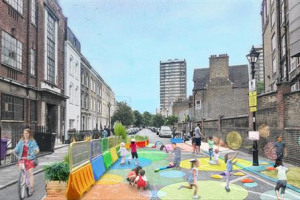 Chisenhale Learn + Play + Create Space