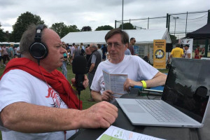 steve-and-howard-preparing-for-ob.jpg - Live Broadcasting for Red Kite Radio