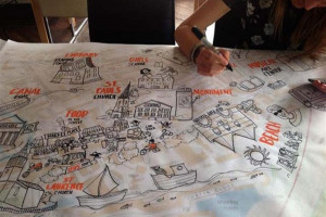 drawing-the-walkshop.jpg - Our Market for Brentford High Street