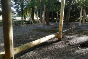 low-ropes-renovation.jpg - All-inclusive Adventurous Equipment