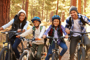 african-american-family-cyling.jpg - No Limits To Health Cycle Tours