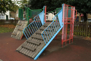 The Renovation of Wanstead Playground 3