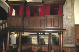 milbank-family-pew.jpg - Creating a Heritage Centre at St Peter's