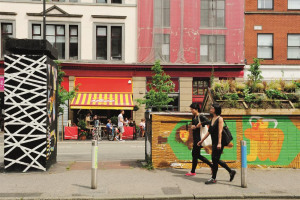 Stevenson Square Green Makeover