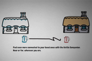 Kettle Companion - Connecting Loved Ones
