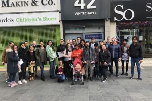 barnados-group-photo.jpg - Liverpool Walk and Talk for Refugees