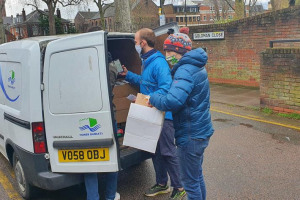 20210218-122312.jpg - Emergency Food Appeal for Tower Hamlets