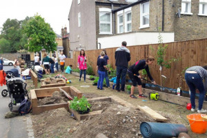 community.jpg - Tritton Vale Pocket Garden Goes Greener!