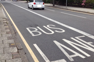 Bromley Dynamic Road Markings