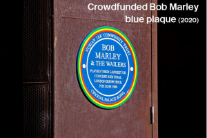 blue-plaque.jpg - A new stage for Crystal Palace Bowl