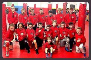 Wigan and Leigh Wrestling Club