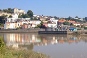 view-from-towpath.jpg - Peaceful Portway