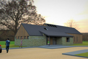 render-sltt-1.jpg - Replace Village Hall hut to new centre