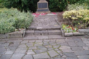 Refurbish Northenden War Memorial