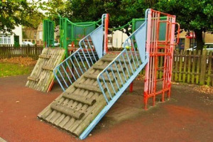 wanteadslide.jpg - The Renovation of Wanstead Playground 2
