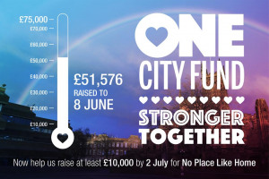 one-city-fund-totaliser-no-place-like-home.jpg - One City Fund: No Place Like Home