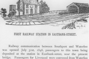 first-railway-station-grey.jpg - Restoring Southport's Original Station