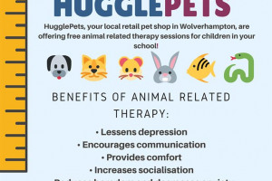 huggle-pets-in-the-community-animal-therapy-pdf-poster-1.jpg - Community Aquarium and Sensory Room