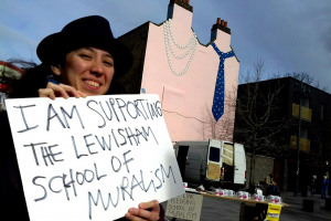 i-am-supporting-4.jpg - LEWiSHAM School of Muralism