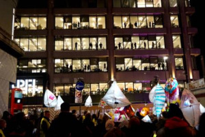 Aldgate Lantern Parade and Winter Fete