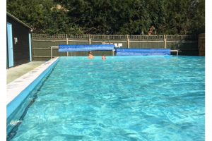summer-swimming-1.jpg - New equipment for Cowfold Community Pool