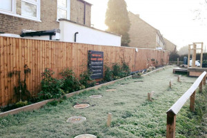 frosty.jpg - Tritton Vale Pocket Garden Goes Greener!