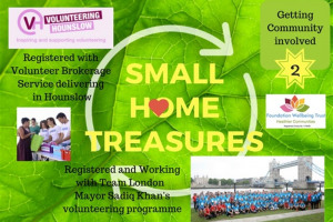 samll-home-treasure-getting-community-involved.jpg - Recycle Your Small Home Treasures