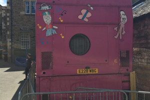 image.jpeg - Dalry Primary outdoor learning bus